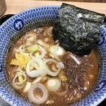 60776451 - 濃厚豚骨魚介つけ麺(並)つけ汁
