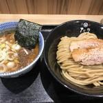60776452 - 濃厚豚骨魚介つけ麺(並)