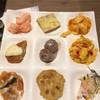 ビュッフェ ワールド テーブル - 料理写真: