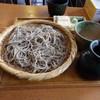 拾遍舎 - 料理写真:弾力のある旨い蕎麦。
