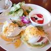 カフェ・ダガリ - 料理写真:エッグベネディクト(エッグベネディクトモーニング)