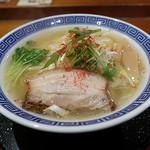 清麺屋 - 鯛の塩そば