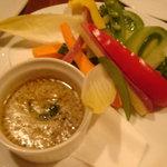 6079367 - スティック野菜のバーニャカウダ