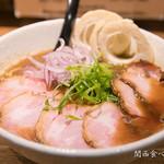 Nagomi - 料理写真:追い鰹醤油ちゃーしゅーめん(950円)