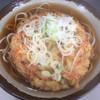 そば処 - 料理写真:天ぷらそば