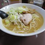 ふぢの - 味噌ラーメン