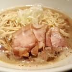 自家製麺 伊藤 - 中華そば(小)【600円】