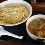 りょう花 - 塩味玉つけ麺