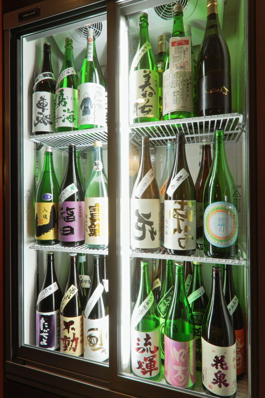 日本酒の魚枡 人形町店