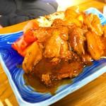 中華料理叙香園 - トンテキ