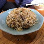 中華料理叙香園 - 炒飯