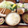 とんかつ瑞季 - 料理写真:ロースカツ定食1000円