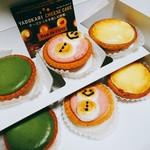 宿カリチーズケーキ - 料理写真: