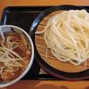 久兵衛屋 - 料理写真:肉汁うどん(並)