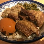 口福館 - 魯肉飯