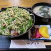 歩 - 料理写真:あずま丼