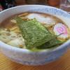 天池家 - 料理写真:正油ラーメン