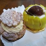 マリオネット - 料理写真:ケーキ