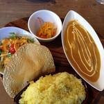 Nepal Curry Ramro -
