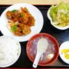 金龍美食 - 料理写真:日替わりランチ(酢豚)