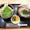 城 -Jyo- - 料理写真:天丼セット(ミニソバ付)