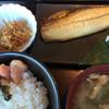 やまや - 料理写真:本日の定食¥1000。この日は焼きサバ