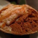 日本酒スローフード 方舟 - 香箱蟹