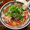 ラーメン・餃子 ハナウタ - 料理写真:特辛薬膳味噌800円、トッピングパクチープラス100円です。