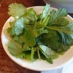 Nha Viet Nam - 小皿パクチー 100円