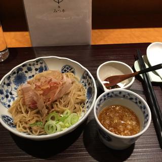 麺 みつヰ - 料理写真:おろしそば(冷)麺量100g(350円)