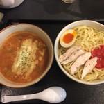 清勝丸 - 細麺の中盛