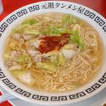 元祖タンメン屋 - 料理写真:タンメン3辛