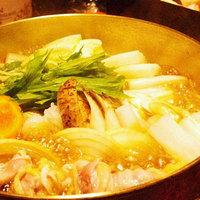 【食事コース】宮崎地鶏の鍋(水炊またはすき焼き)コース