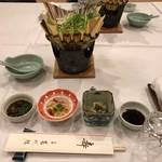 Shumpanrou - 料理写真: