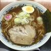 上野大勝軒 甲 - 料理写真:ラーメン(並盛り)