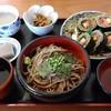 東京庵 - 料理写真:そば寿司セット(1350円)