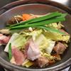 相撲茶屋 寺尾 - 料理写真:ちゃんこ鍋。