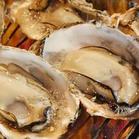 <1月のおすすめ>広島県産『牡蛎』を使った日替わりメニューの数々