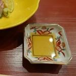 芝濱 - 鯛醤油