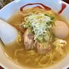 麺屋こうじろう - 料理写真:味玉塩らーめん(850円)(2016.01現在)