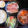 安楽亭 - 料理写真:ファミリーカルビスペシャルランチ