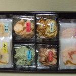 越前海鮮倶楽部 - 越前海鮮煎餅