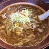 杉のや - 料理写真:味噌特盛り。今日も味噌スープが薄いよ