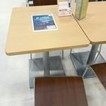 創彩麺家 野の実 - フードコート