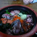 お食事処 さかゑや - 海鮮丼