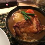 60900204 - 若鶏のカレー