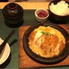 ふく亭とと魯 - 料理写真:ふわふわ玉子のかつ煮定食