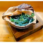 貝つぼ焼 大谷 - 「貝つぼ焼き」(2016.12)
