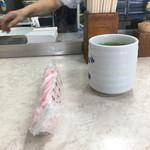 Bongo - お茶とおしぼり