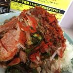 立川マシマシ - ヒーヒー麺 小
